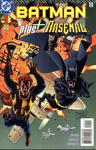 [Comics] Siguen las adquisiciones 2015 - Página 15 Batman_Plus_Arsenal_1