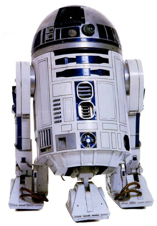[REVIEW] Star Wars : R2-D2 Deluxe (Sideshow) R2d2