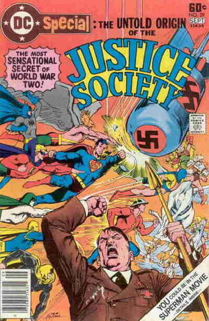 Justice Society of America: World's Greatest Heroes? - Page 2 300px-DC_Special_Vol_1_29