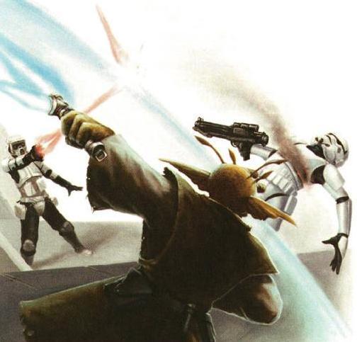 [Cinéma] Star Wars Episode VII - votre avis (et attention aux spoils) Deflecting_Slash_JATM