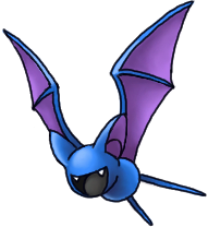 Deep in the Darkness Zubat