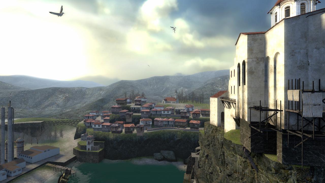 [Análise] Half-Life 2 LostCoast