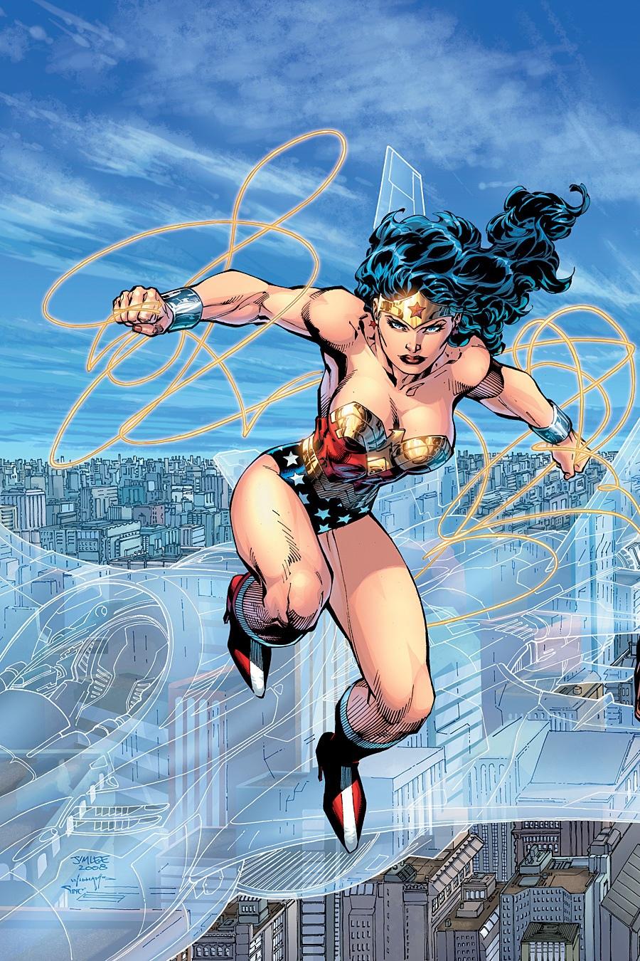 Tournoi des Personnages Préférés DC Comics (on vote pour nos persos préférés, on ne se base pas sur la force) - Page 13 Wonder_Woman_0005