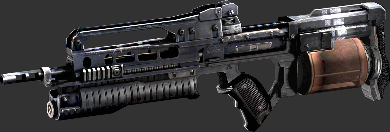 Name a gun from a game that would be cool to see in FNV - Page 3 StA52_Assault_Rifle