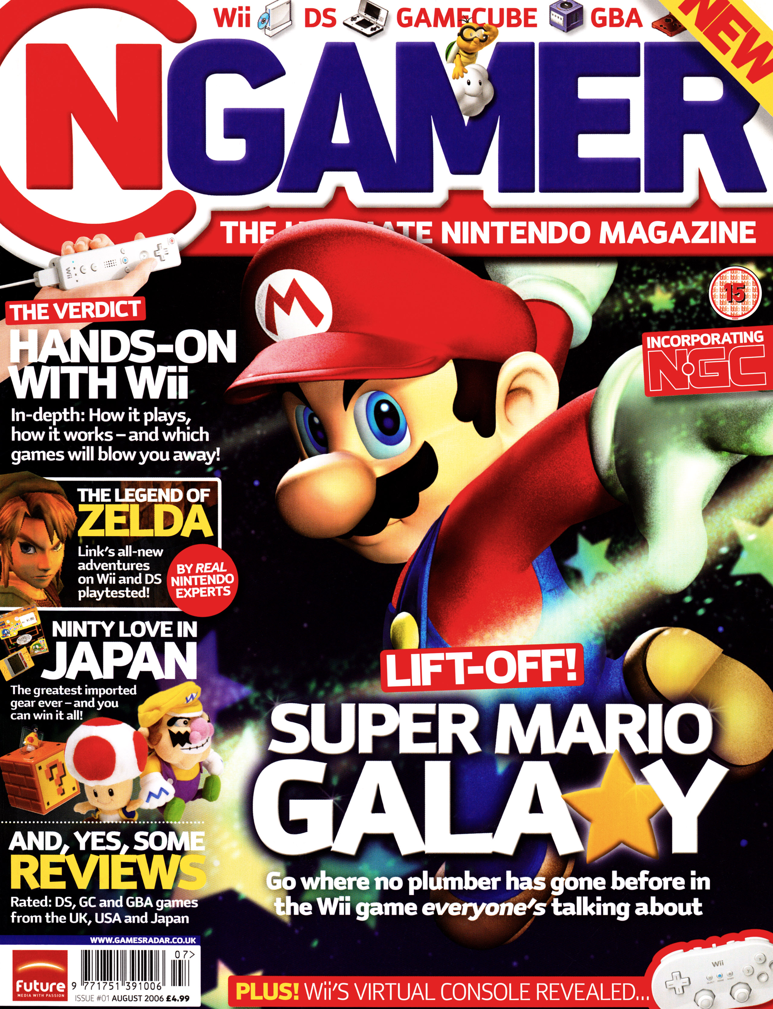 The GNamer Forum Annual Awards 2014!  (Thanks for Playing!) - Page 8 N-Gamer_Issue_1