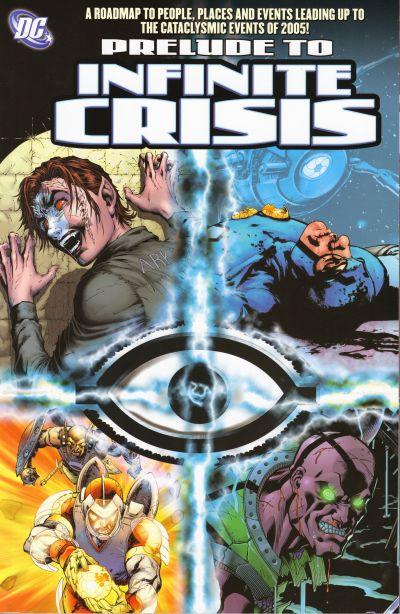 [Comics] Siguen las adquisiciones 2015 - Página 15 Prelude_to_Infinite_Crisis_Vol_1_1