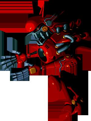 Metal Sonic Evilmetalsonicmi4