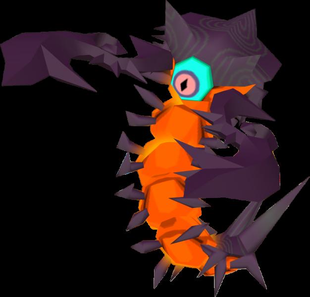 Invertebrate?  More Like Inverte-great! Magtail