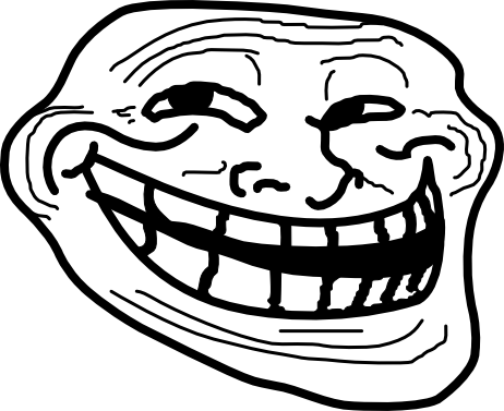 Random Gaming Thoughts Thread *NO NEWS ITEMS* - Page 39 Trollface