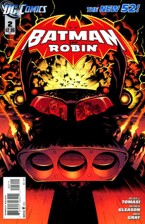 Tag 38-40 en Psicomics 300px-Batman_and_Robin_Vol_2_2