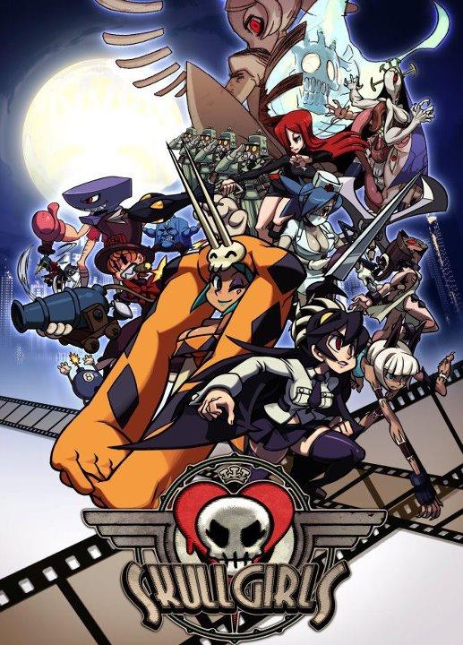 [Multi] Skullgirls Skullgirls_boxart