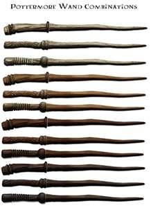 [Tuto] Fabrication de baguette Harry Potter Pottermore_wands