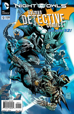[DC Comics] Batman: discusión general 300px-Detective_Comics_Vol_2_9