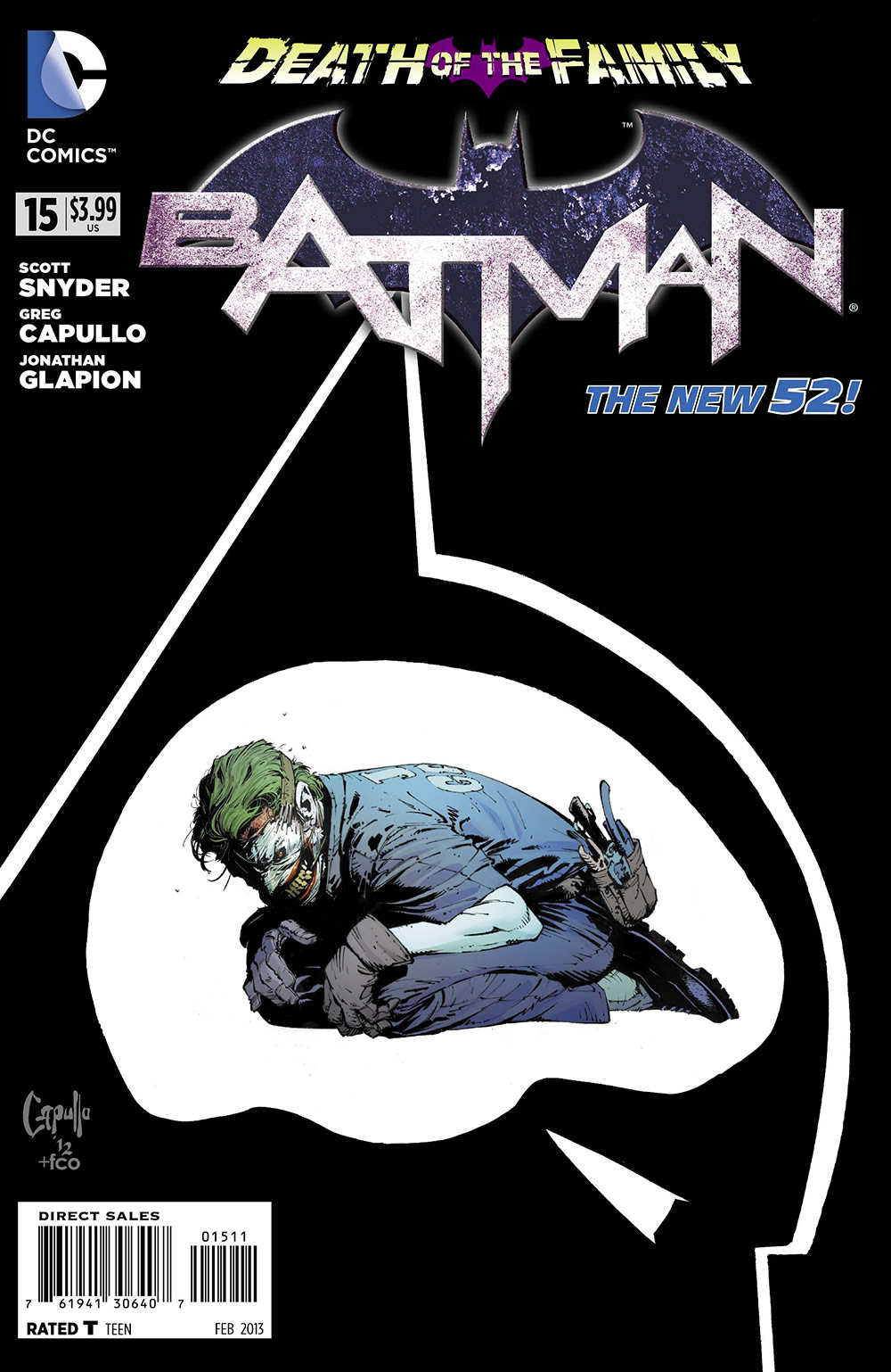Tag detective en Psicomics Batman_Vol_2_15