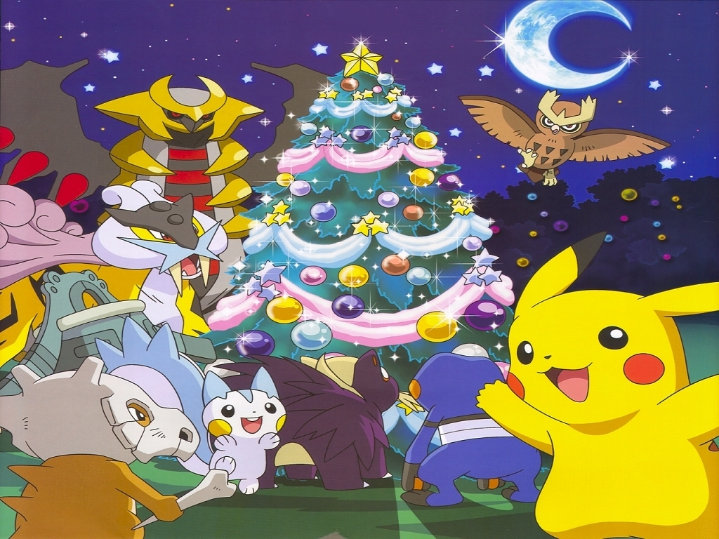 FELIZ NATAL, PESSOAL!!!! Pokemon-Christmas-Wallpaper-Kawaii-Christmas-Wallpaper-Blog-1024-768