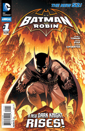 51 - [DC Comics] Batman: discusión general 300px-Batman_and_Robin_Annual_Vol_2_1