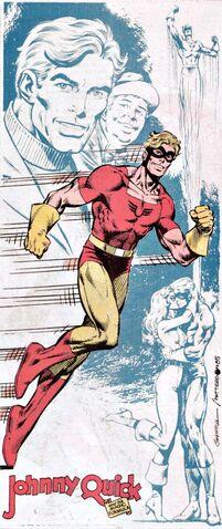 Tournoi des Personnages Préférés DC Comics (on vote pour nos persos préférés, on ne se base pas sur la force) - Page 5 201px-Johnny_Quick_01