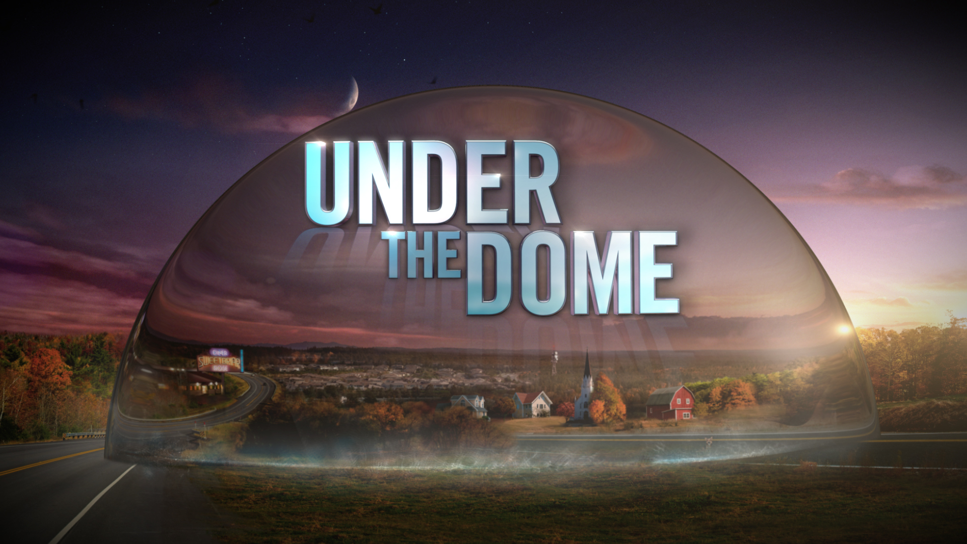 Under the Dome (2013-2015) Under_the_dome_logo