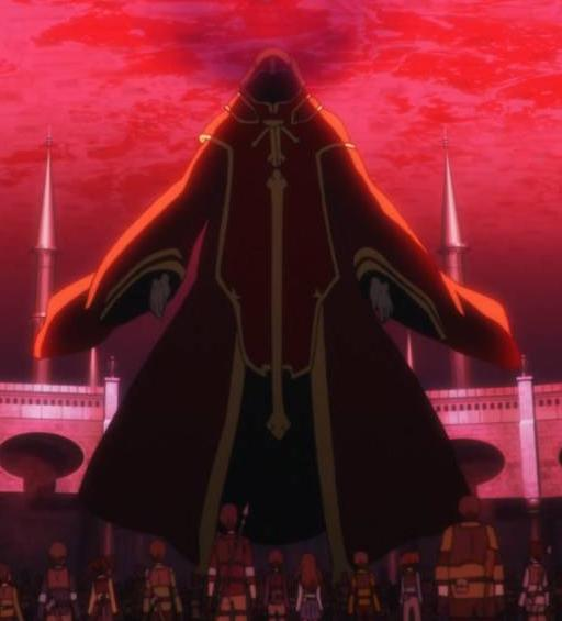 SAO TeamVMV Casting The_Game_Master_(SAO)