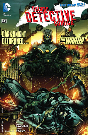 29 - [DC Comics] Batman: discusión general 300px-Detective_Comics_Vol_2_23