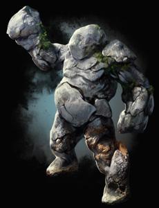 Guia Criaturas Magicas Golem_de_pedra