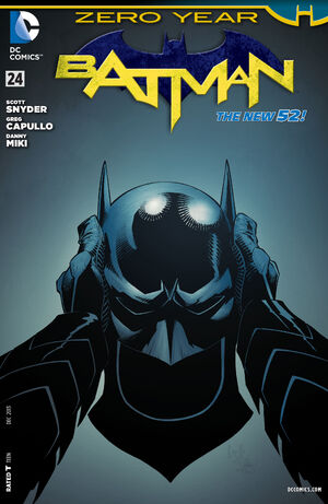 51 - [DC Comics] Batman: discusión general 300px-Batman_Vol_2_24