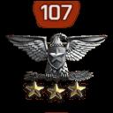 Rank 107