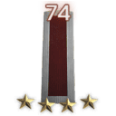 Rank 74