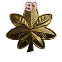Rank 91