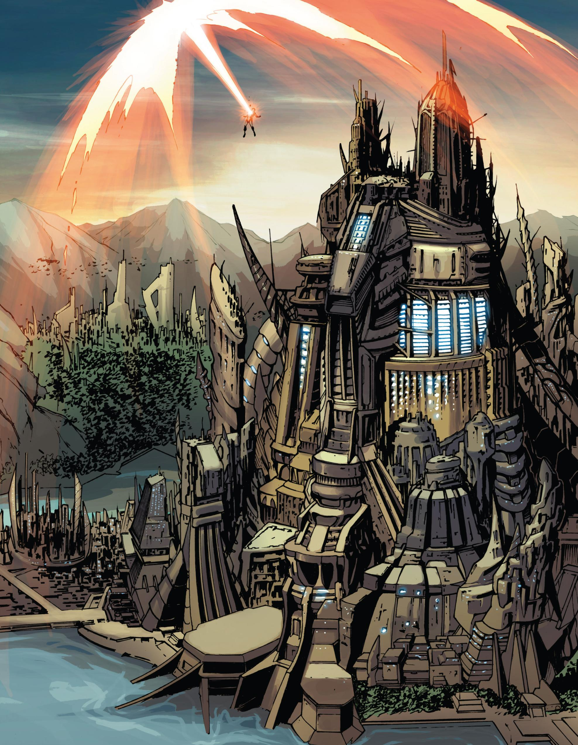 AIM Birodalom A.I.M._Island_from_Avengers_World_Vol_1_1