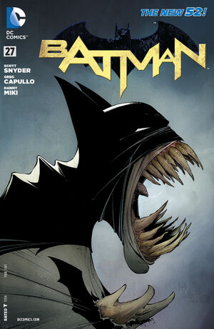 51 - [DC Comics] Batman: discusión general 300px-Batman_Vol_2_27