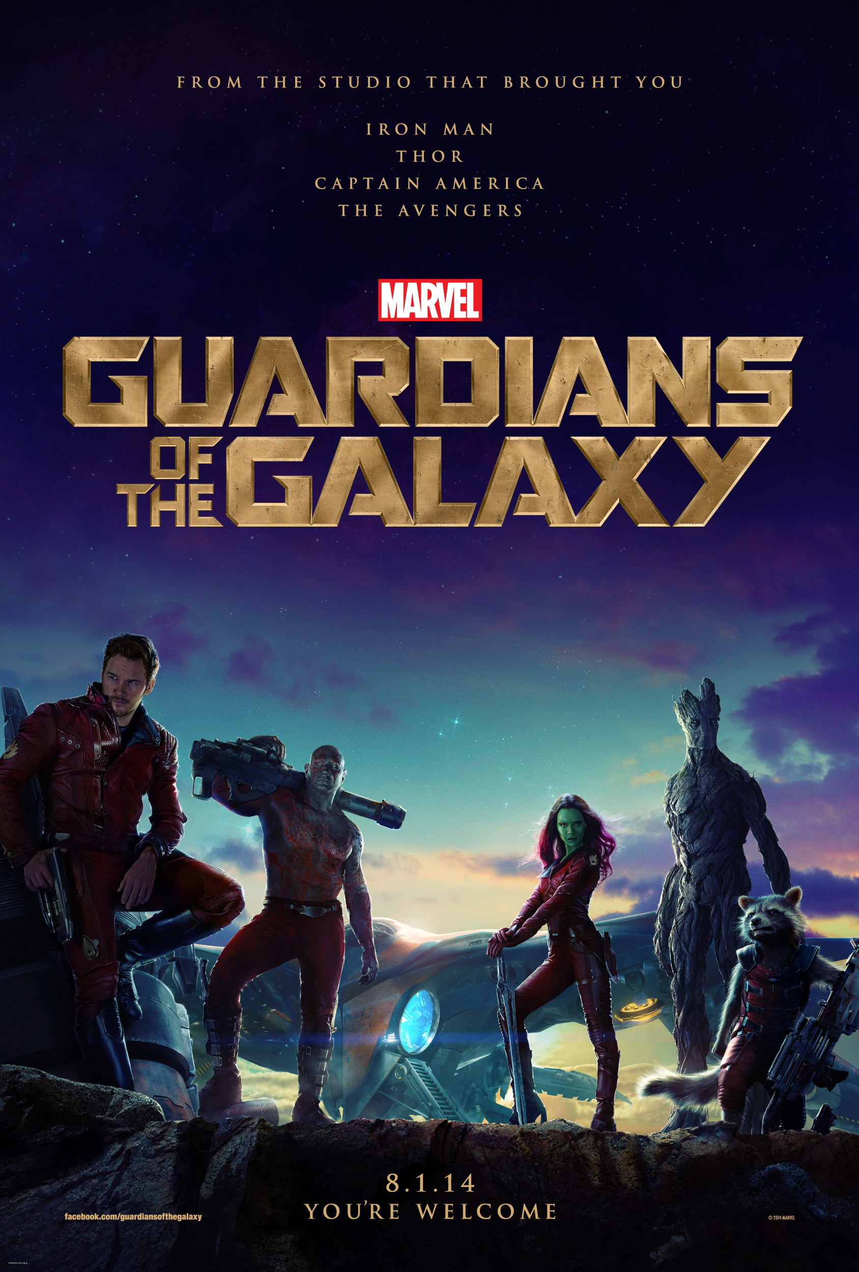 Primer trailer de Guardians of the Galaxy GotG_Poster