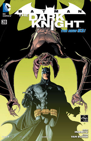 [DC Comics] Batman: discusión general 300px-Batman_The_Dark_Knight_Vol_2_28