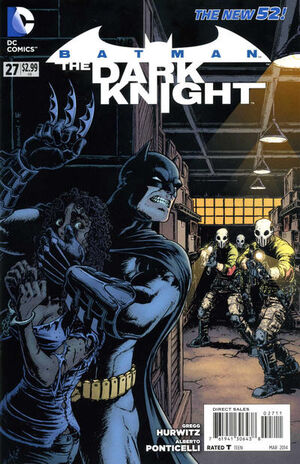 51 - [DC Comics] Batman: discusión general 300px-Batman_The_Dark_Knight_Vol_2_27