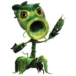 Plants vs. Zombies: Garden Warfare. 250px-PeashooterGardenWarfare