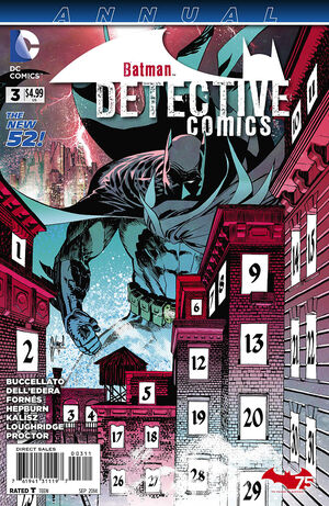 [DC Comics] Batman: discusión general 300px-Detective_Comics_Annual_Vol_2_3