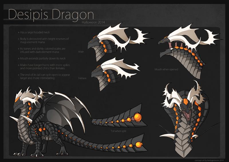 Dragon Play Desipis_Concept