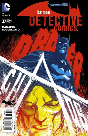 29 - [DC Comics] Batman: discusión general 300px-Detective_Comics_Vol_2_37