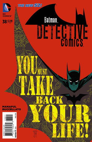 29 - [DC Comics] Batman: discusión general 300px-Detective_Comics_Vol_2_38