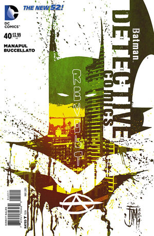 29 - [DC Comics] Batman: discusión general 300px-Detective_Comics_Vol_2_40