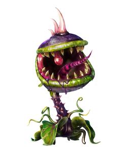 Plants vs. Zombies: Garden Warfare. 250px-ChomperGardenWarfare