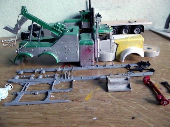 """Kleine """"Überholung"""" meines T-900 Wrecker 91pqaerycp5"""