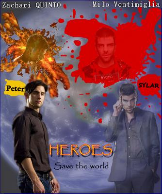 [....: Elbenji :....] Heroes-affiche-2--d36b52