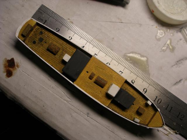 3-mâts barque Pourquoi-Pas? (Heller 1/400°) de Soldier of fortune 23-cad598