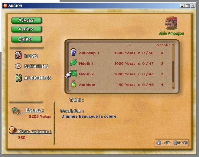 [Démo dispo] A-RPG, Kiro'o Tales: AURION - Page 2 Boutik-capture-2-b0a81a
