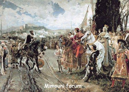 Naissance et mort du Royaume Amazigh - Page 2 Granada-berbre-espagne-1314ac3