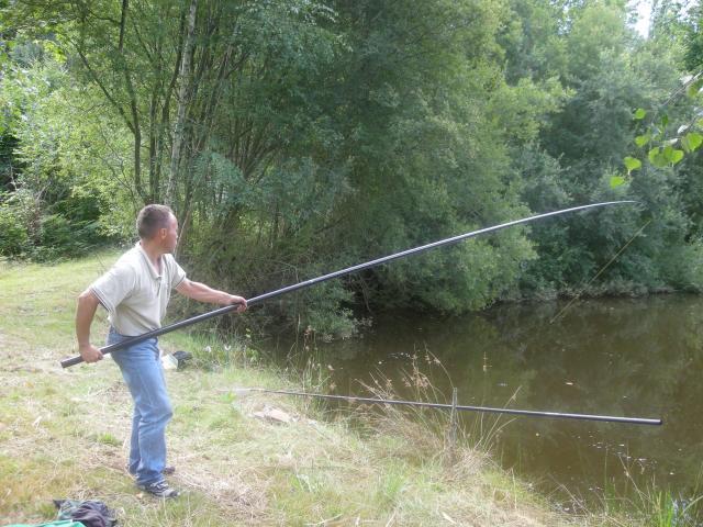 Pêche en haute vienne, la bénéchie ( cussac, chalut) Photo-353-121f882