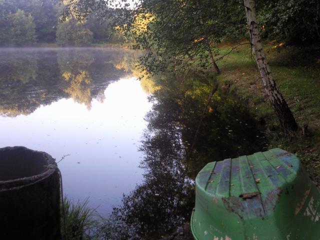 Pêche en haute vienne, la bénéchie ( cussac, chalut) Photo0035-121f444