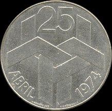 Portugal, 100 escudos, 1974. Th_69336_s926_anv_122_83lo