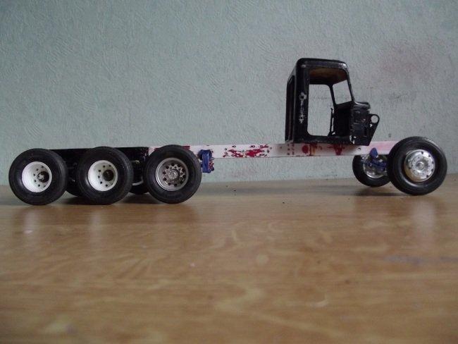 359r 4axle Tractor Fef9hx0149h